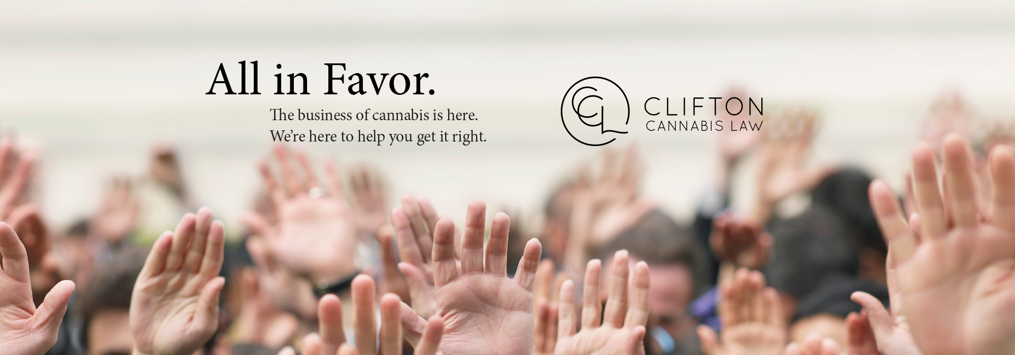 Cannabis Law Firm ad campaign