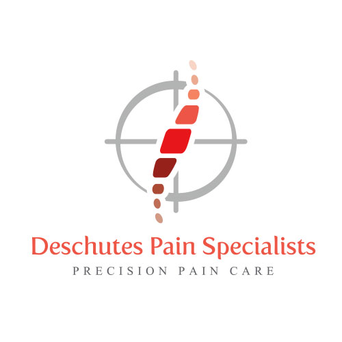 Deschutes Pain Specialists branding and business launch