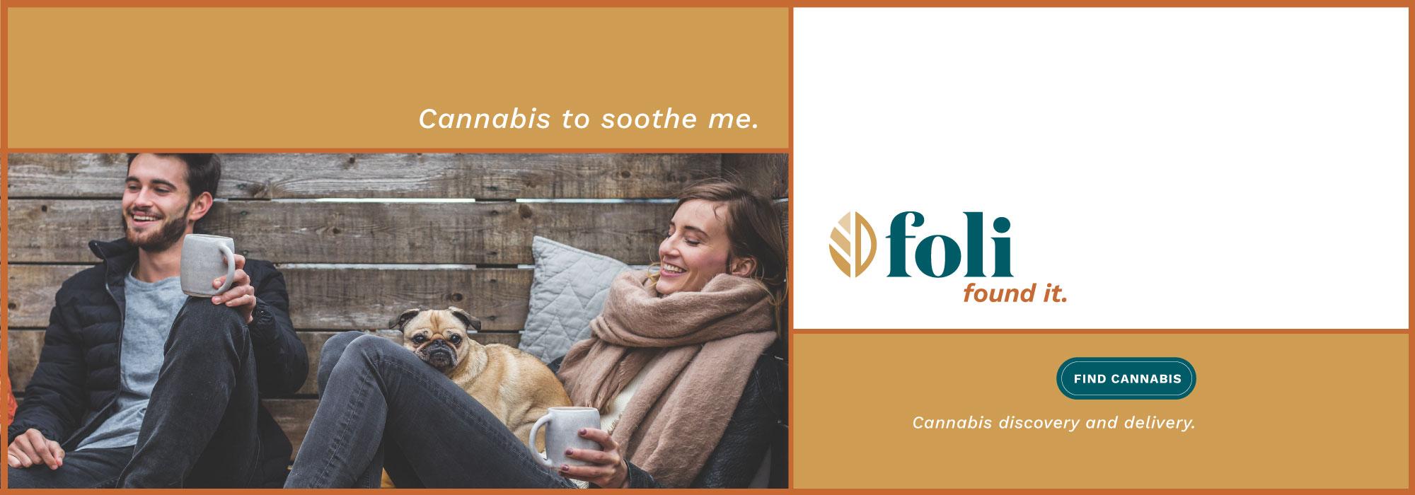My Foli cannabis directory advertising