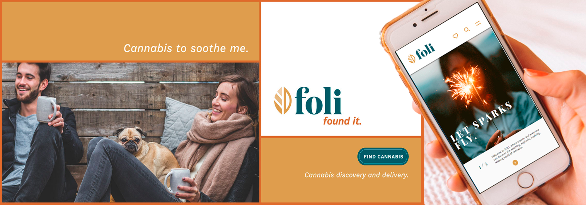 My Foli brand launch marketing campaign