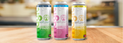 Magic Number cannabis infused seltzer
