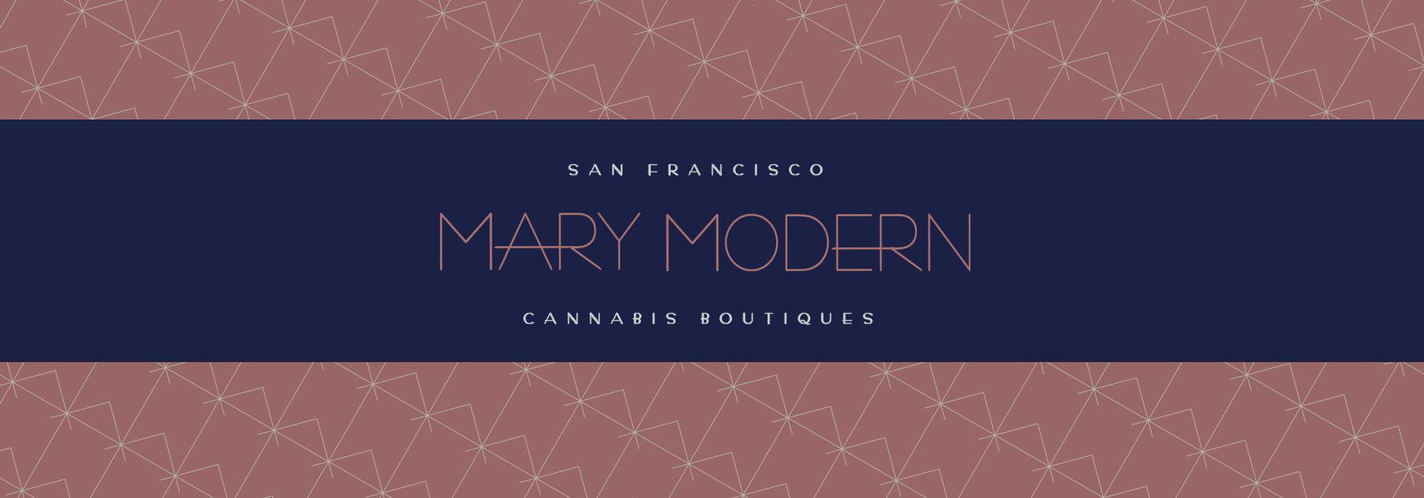 Mary Modern San Francisco Dispensaries