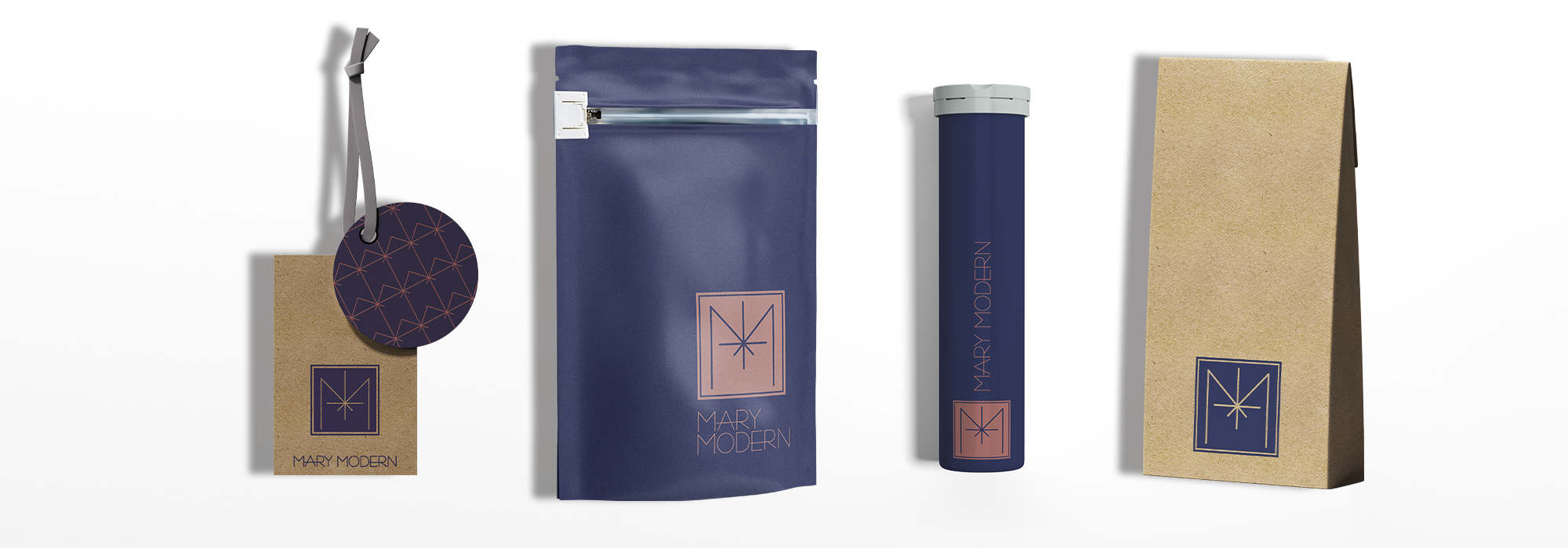Mary Modern boutique cannabis dispensaries