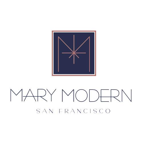 Mary Modern San Francisco brand design