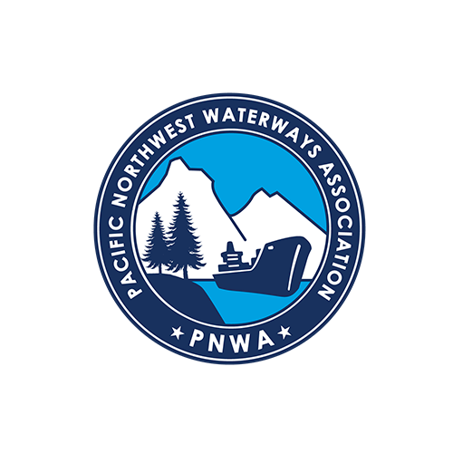 Identity design for Pacific Northwest Waterways